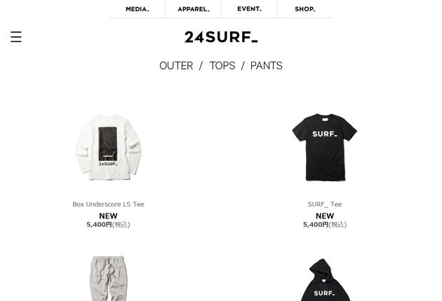 24SURF_のイメージ