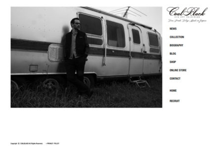 COALBLACK オフィシャルブランドサイト