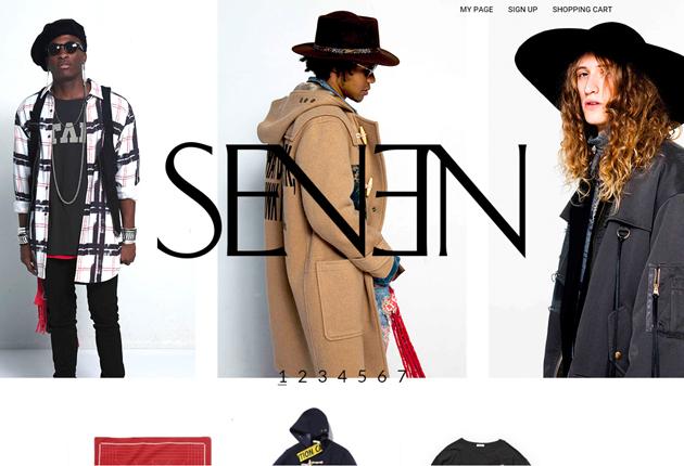 SEVENのイメージ