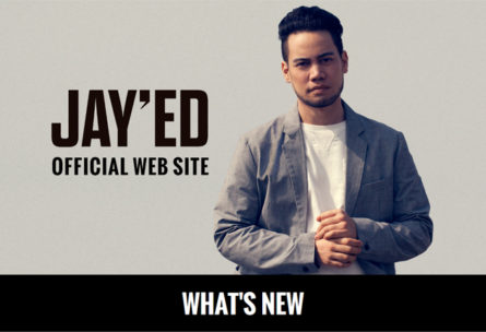 JAY'ED OFFICIAL SITE