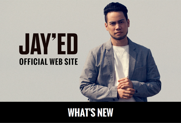 JAY'ED OFFICIAL SITEのイメージ