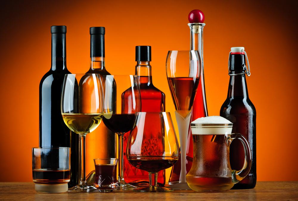 取り扱えるお酒の酒類